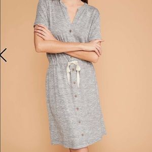 NWT Lou & Grey Shirtdress